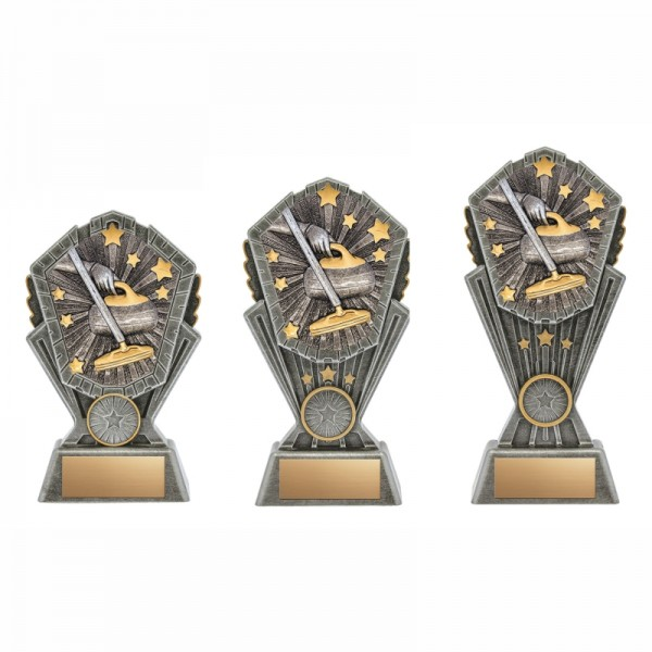 Curling Trophy XRCS5035