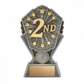 Second Place Trophy XRCS3592