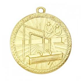 Médaille Or Gymnastique 2 po MSB1025G