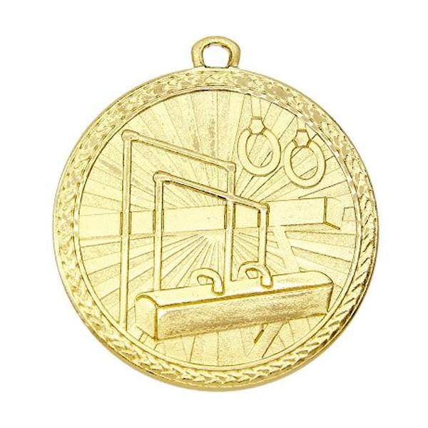 Médaille Gymnastique 2 po MSB1025G