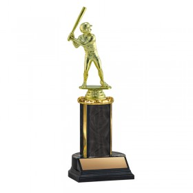 Baseball Trophy TKU-130-BK-F-411