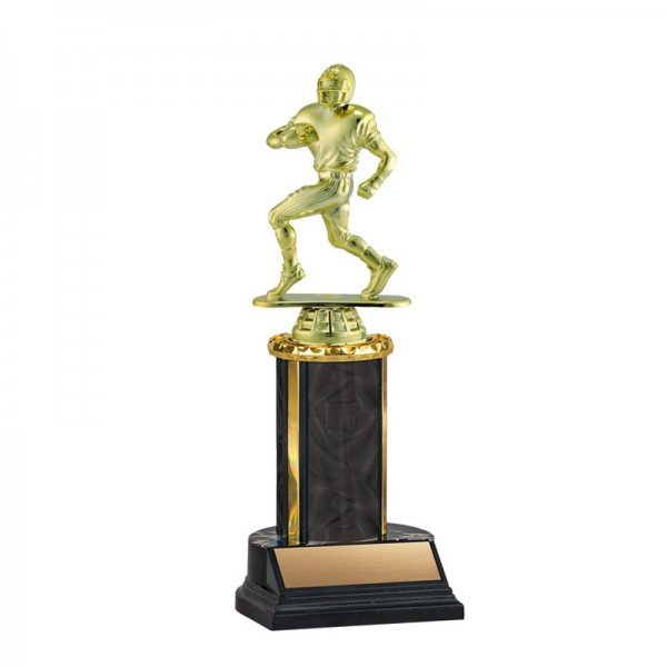 Football Trophy TKU-130-BK-F-425