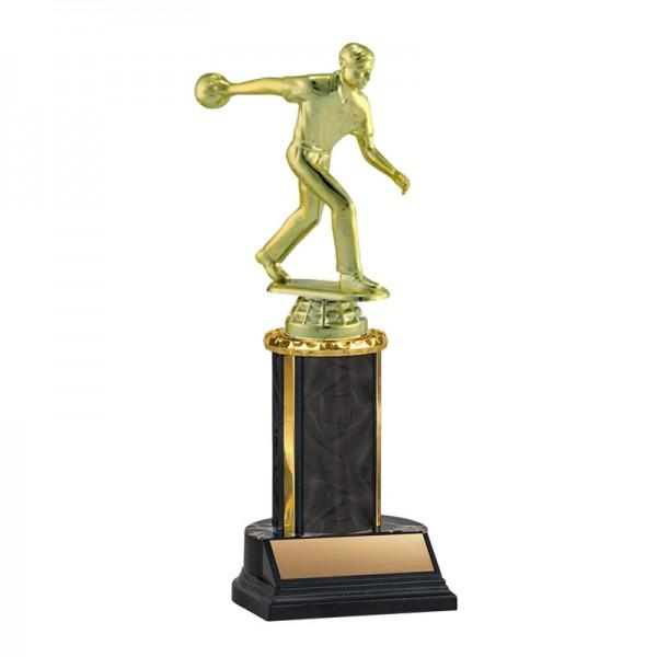 Men's Bowling Trophy TKU-130-BK-F-457