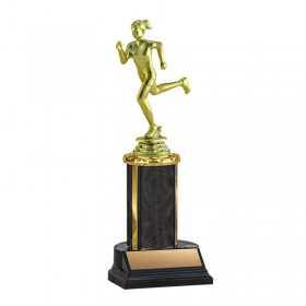 Women's Running Trophy TKU-130-BK-F-536F