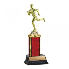 Men's Running Trophy TKU-130-RED-F-537