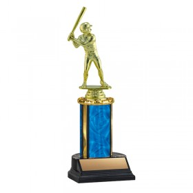 Men's Baseball Trophy TKU-130-BL-F-411