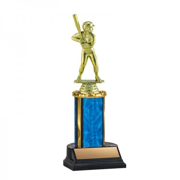 Trophée Baseball Femme TKU-130-BL-F-416F