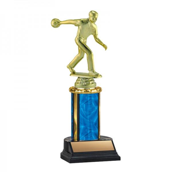 Trophée Bowling Homme TKU-130-BL-F-457