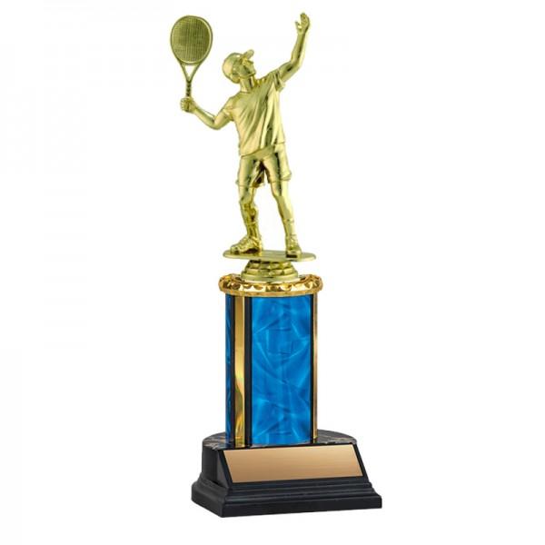 Tennis Trophy TKU-130-BL-F-545