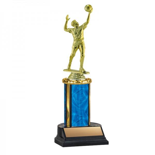Men's Volleyball Trophy TKU-130-BL-F-551