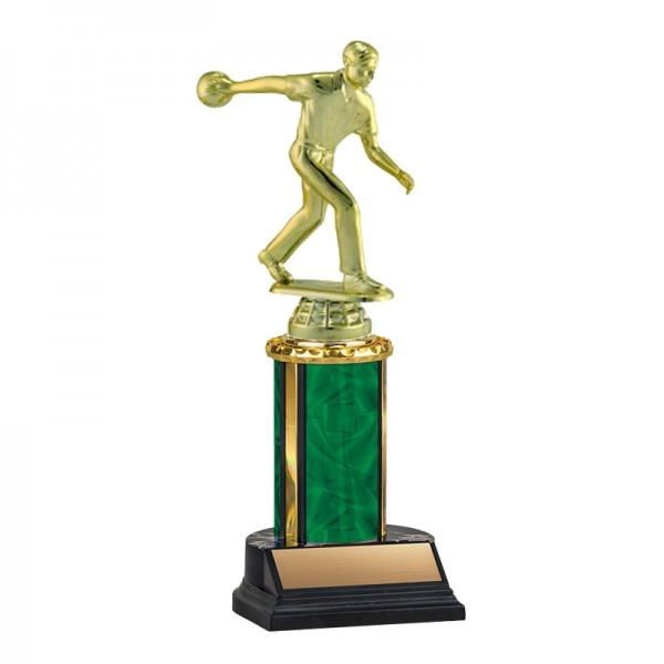 Men's Bowling Trophy TKU-130-GR-F-457