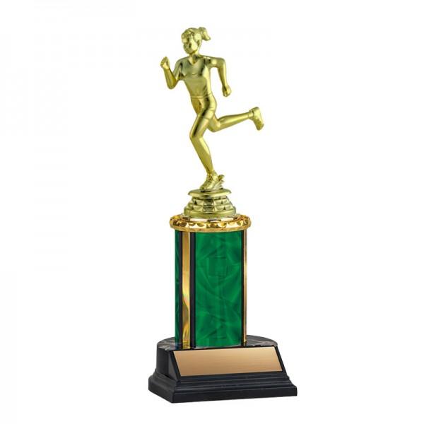 Women's Running Trophy TKU-130-GR-F-536F
