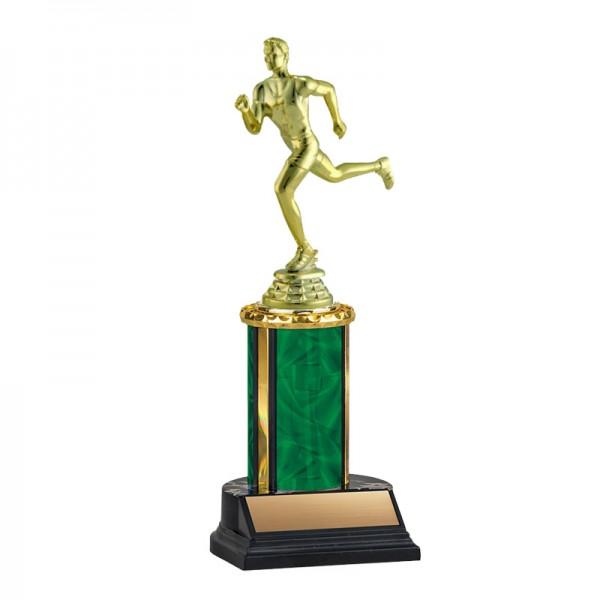 Men's Running Trophy TKU-130-GR-F-537