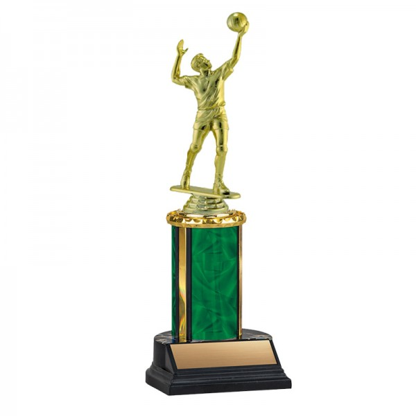 Men's Volleyball Trophy TKU-130-GR-F-551