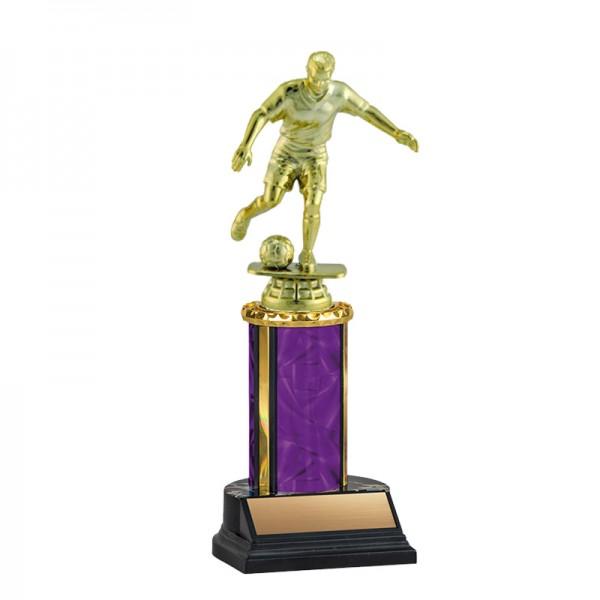 Men's Soccer Trophy TKU-130-PU-F-431