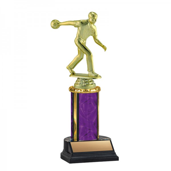 Trophée Bowling Homme TKU-130-PU-F-457