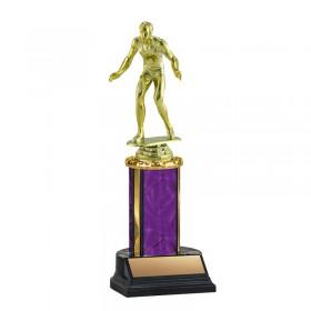 Wrestling Trophy TKU-130-PU-F-539
