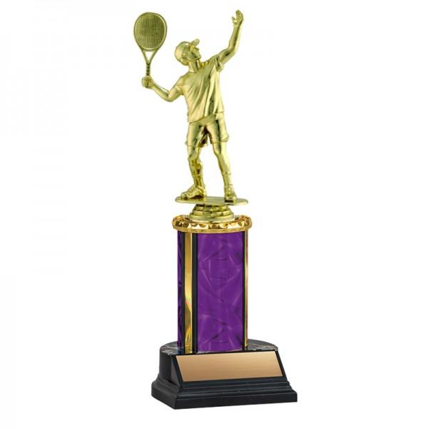 Tennis Trophy TKU-130-PU-F-545