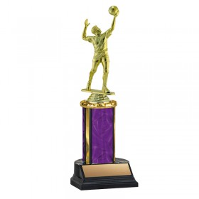 Men's Volleyball Trophy TKU-130-PU-F-551