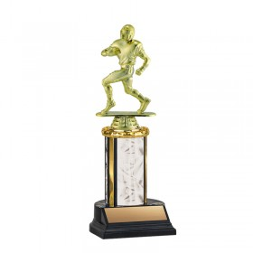 Football Trophy TKU-130-WH-F-425