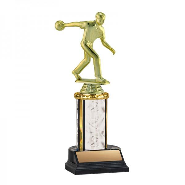 Trophée Bowling Homme TKU-130-WH-F-457