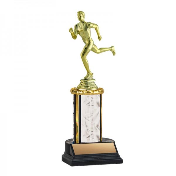 Men's Running Trophy TKU-130-WH-F-537