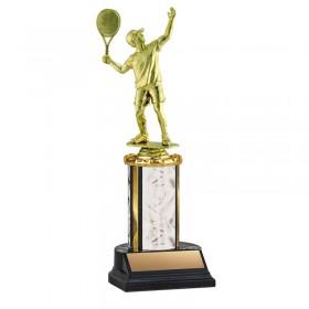 Tennis Trophy TKU-130-WH-F-545