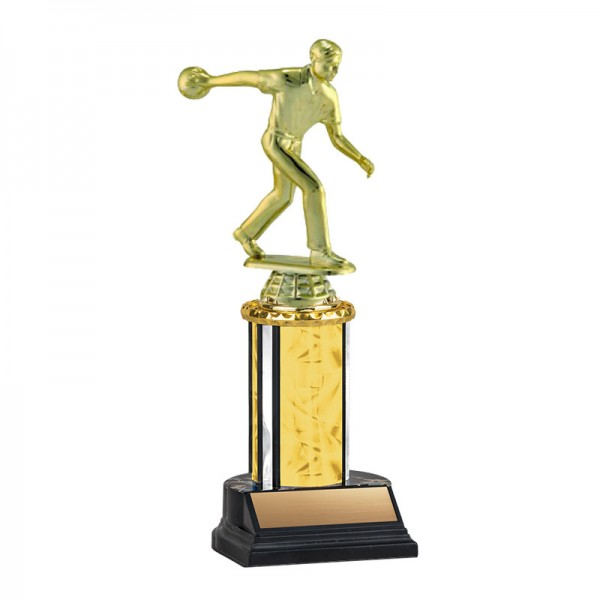 Trophée Bowling Homme TKU-130-YW-F-457