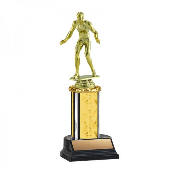 Wrestling Trophy TKU-130-YW-F-539