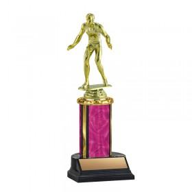 Wrestling Trophy TKU-130-MV-F-539