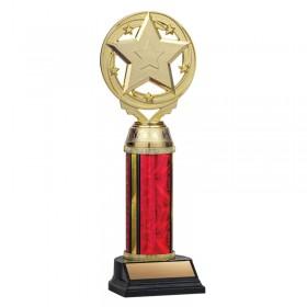 Trophée Étoile TKU131-RED-F-PXT401G