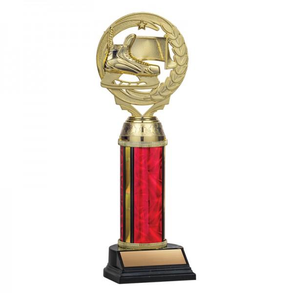 Trophée Hockey TKU131-RED-F-PXT410G