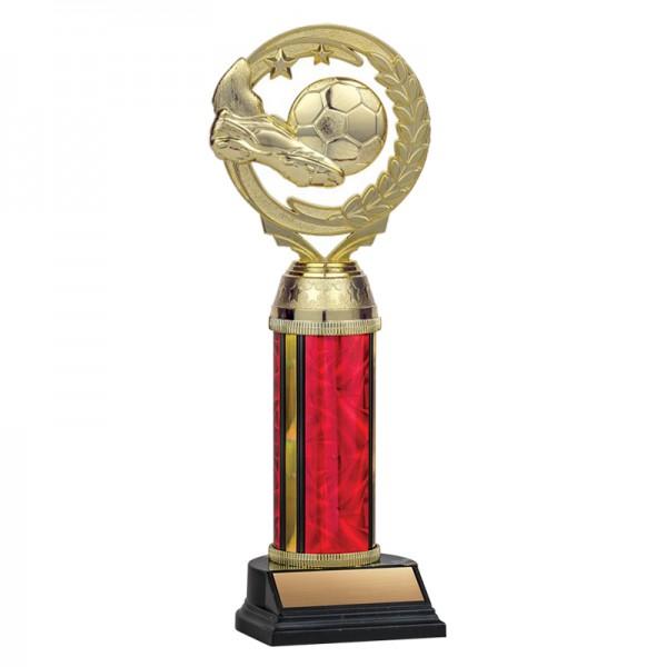 Trophée Soccer TKU131-RED-F-PXT413G