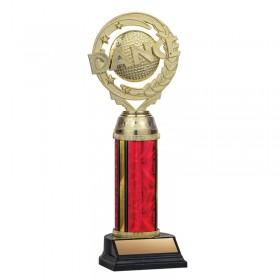 Trophée Danse TKU131-RED-F-PXT454G