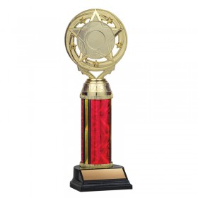 Insertion Trophy TKU131-RED-F-PXT480G
