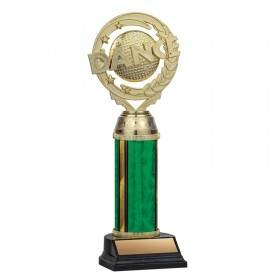Dance Trophy TKU131-GR-F-PXT454G