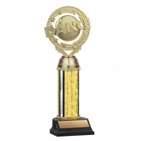 Dance Trophy TKU131-YW-F-PXT454G