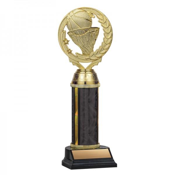 Trophée Basketball TKU131-BK-F-PXT403G