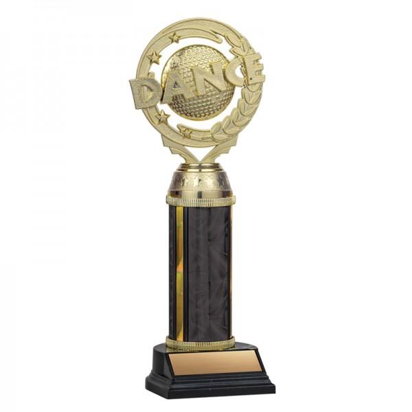 Trophée Danse TKU131-BK-F-PXT454G