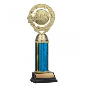 Trophée Danse TKU131-BL-F-PXT454G