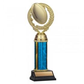 Trophée Rugby TKU131-BL-F-PXT461G