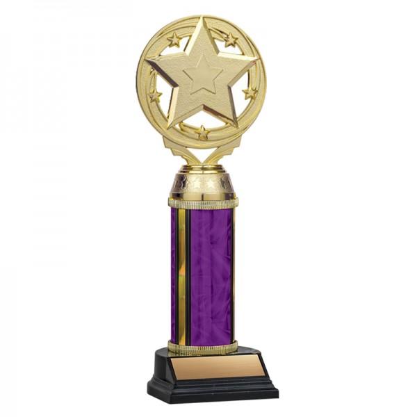 Trophée Étoile TKU131-PU-F-PXT401G