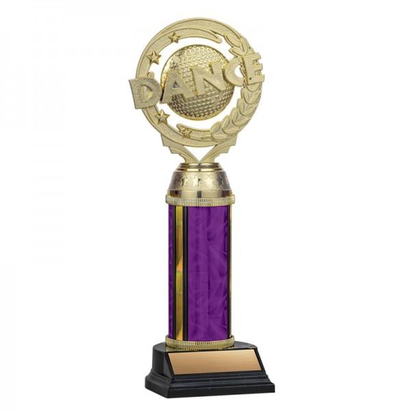 Dance Trophy TKU131-PU-F-PXT454G