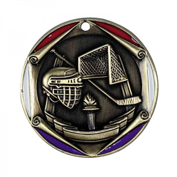 Médaille Hockey 2 po 707-322-1