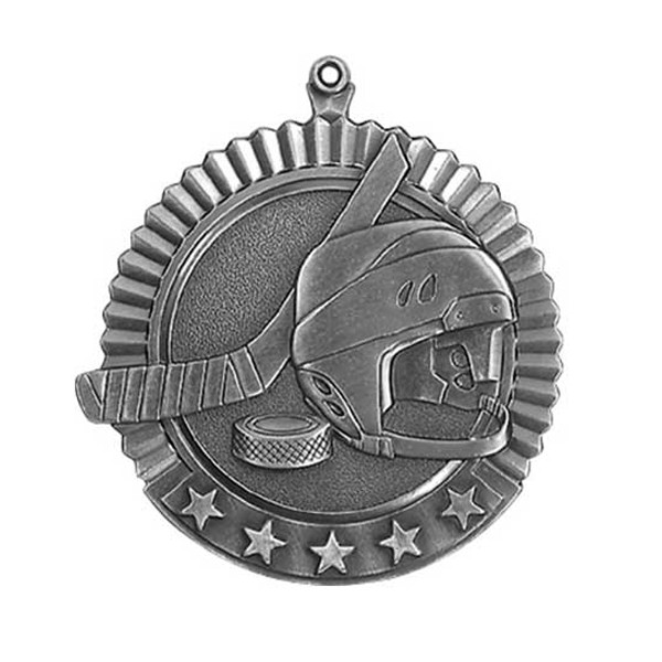 Médaille Hockey 2 3/4 po MS36200AS