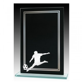 Plaque Verre Soccer GLCC0561A