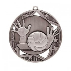Médaille Volleyball 2 3/4 po MSS617S