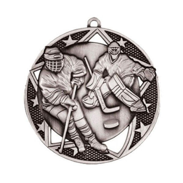 Hockey Medal 2 3/4 in MSS610S