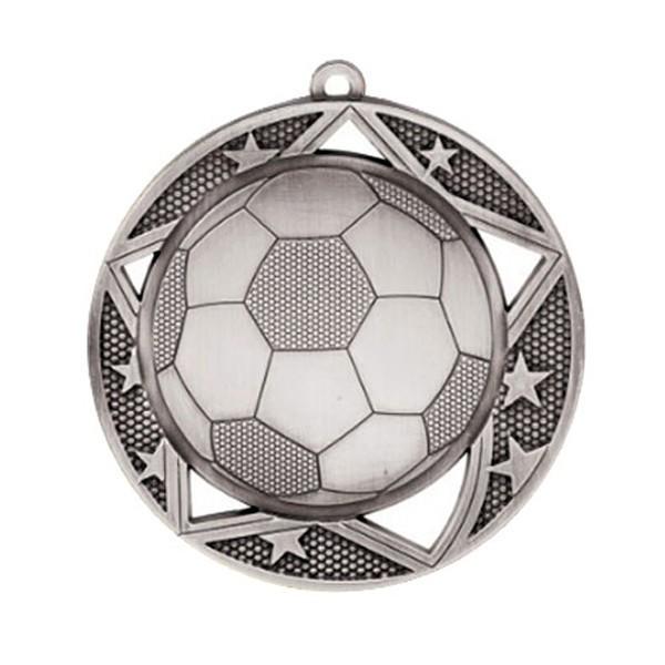 Médaille Soccer 2 3/4 po MSS613S