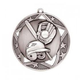 Baseball Medal 2 3/4 in MSS602S